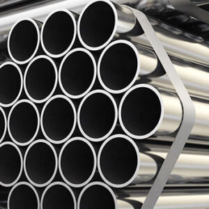 photo of metal piping