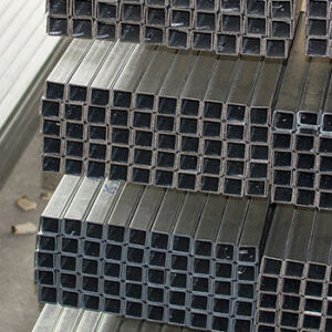 photo of stacked metal