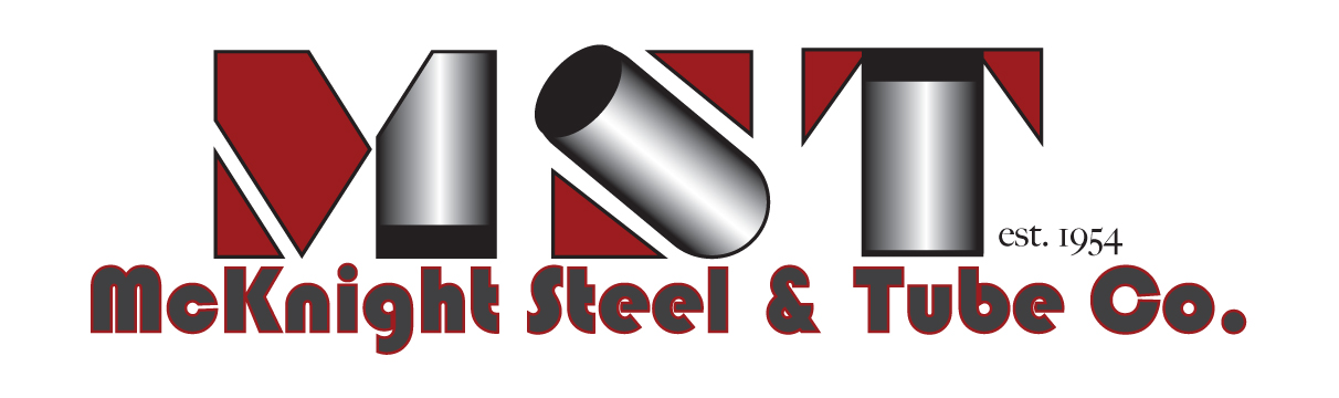 McKnight Steel & Tube Co. Logo